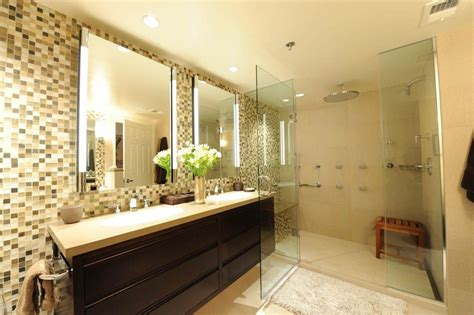 Contemporary Bathroom Design Remodeling Contractor Modern Bathrooms 2014
