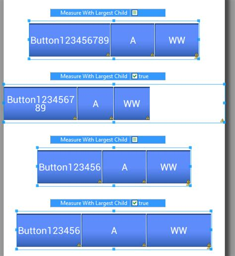 understanding android layout weight android understanding measurewithlargestchild why