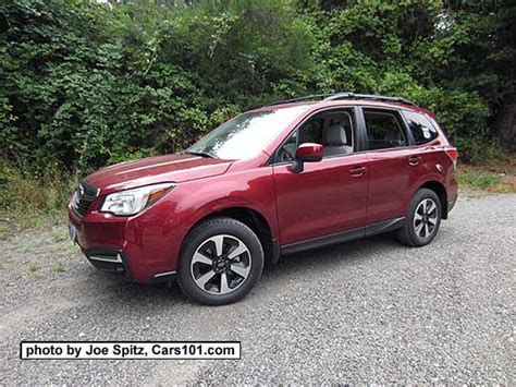 subaru forester 2017 silver 2017 subaru forester research webpage