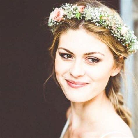 Hochzeitsschmuck Haare by Die Besten 17 Ideen Zu Blumenkranz Auf