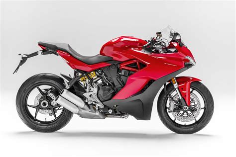 Sport Motorrad by 2017 Ducati Supersport The Sport Bike Returns Asphalt