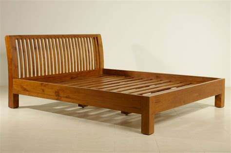 Curved Wooden Bed Slats Curved Headboard Solid Wood Bed Frame