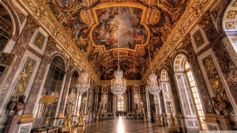 palace  versailles wallpaper  background image