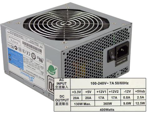 Seasonic Power Supply P1000 Platinum Oem seasonic ss 400et 400w 300w to 450w 20 power supplies on the test bench
