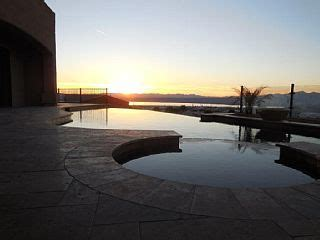 lake havasu vacation rentals with boat dock jaw dropping view 2 master suites pool swim up bar spa