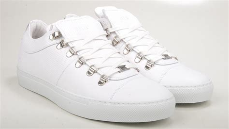 keep white sneakers white with all purpose cleaner and