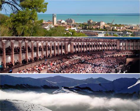 della provincia di macerata civitanova marche provincia di macerata informazioni turistiche e culturali