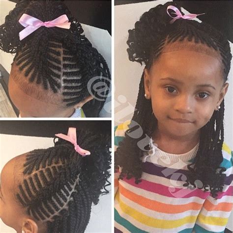 Model hairstyles for Kids Hairstyles With Weave woven