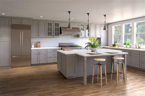 gray wood kitchen cabinets cabinets sembro designs semi custom kitchen cabinets