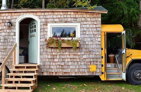 planos de casas en mexico school cus photos this schoolbus turned tiny home is so adorable