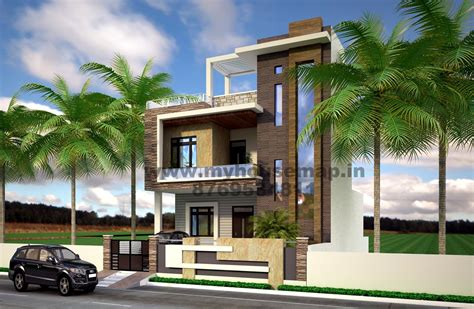 my house design tags home architect front elevation design house map