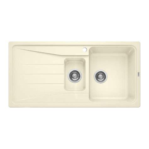 Sinks Kitchen Blanco Blanco Sona 6 S Silgranit 1 5 Bowl Sink Sinks Taps