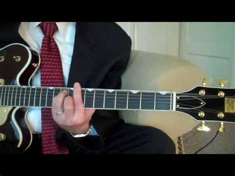 western swing rhythm guitar western swing rhythm guitar pt 4 with leon grizzard youtube