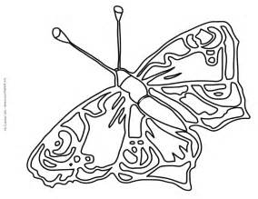 butterfly free coloring pages butterfly my coloring land