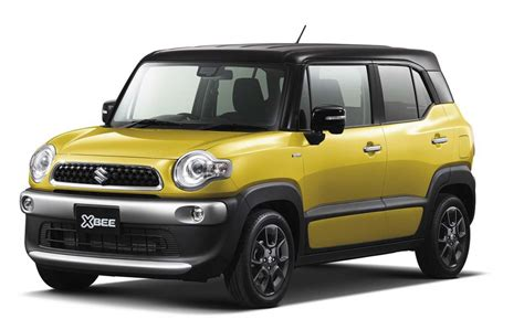 Cars Similar To Fj Cruiser by Suzuki Xbee Appears Quite Similar In Style To Discontinued