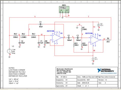 national instruments circuit design suite free download multisim spice simulation program