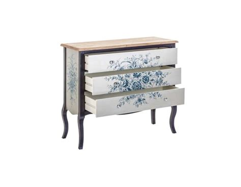 Commode Baroque by Commode Baroque Noir Et Blanche Fleurie