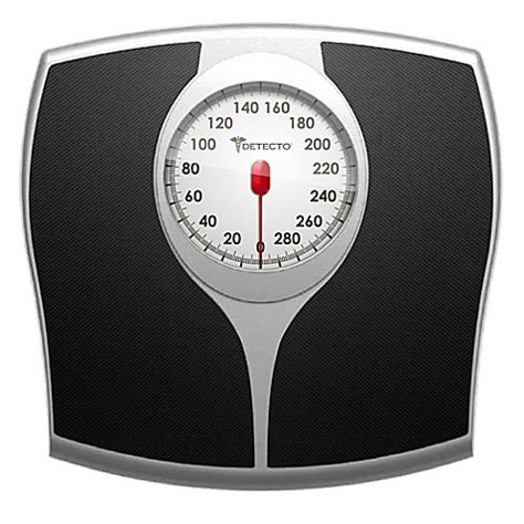 best buy bathroom scales buy detecto pro style analog bathroom scale from bed bath beyond
