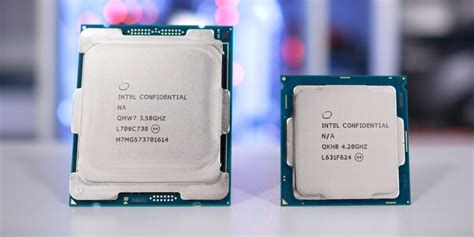 Intel I7 7800x i7 7800x vs 7700k 6 or 4 cores for gaming techspot