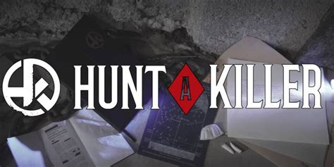 i hunt killers themes new quot hunt a killer quot mystery subscription box tests if you