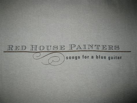 red house painters song for a blue guitar nostalgeec a music merchandise blog