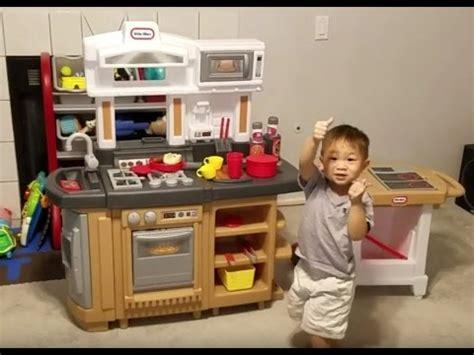 Tikes Cook Around Kitchen by Unbox Assemble Tikes Cook Around Kitchen Cart