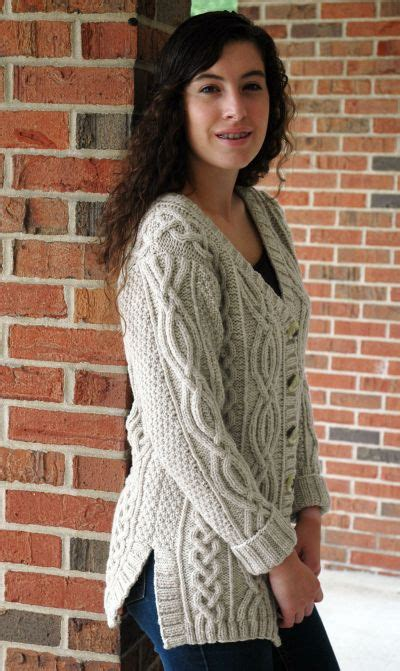 pattern grace cardigan 305 best images about knitted sweaters on pinterest