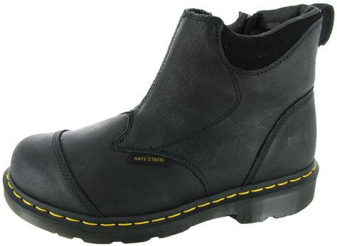 doc martens work boots dr doc martens zone chelsea work boots ebay
