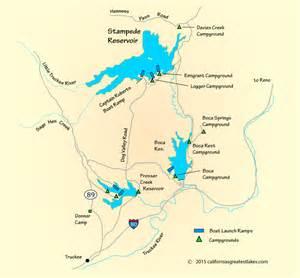 california reservoirs map stede reservoir map