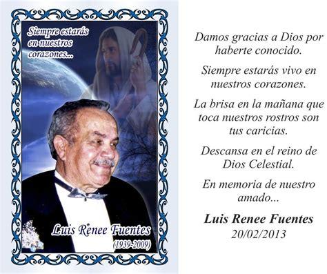Frases Recordatorios Difuntos | venezuela tarjetas para recordatorios difuntos portal