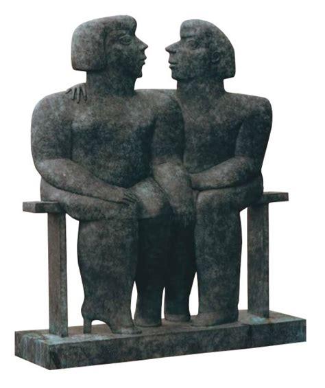 Les Amoureux Du Banc by 1254 Best Images About Sculptures On
