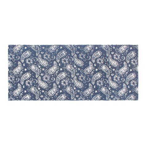 coin tappeti tappeto cucina puro cotone sta paisley coincasa