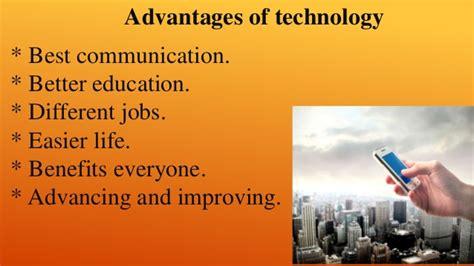 advantages of design for environment advantages disadvantages of technology rulzz media blog