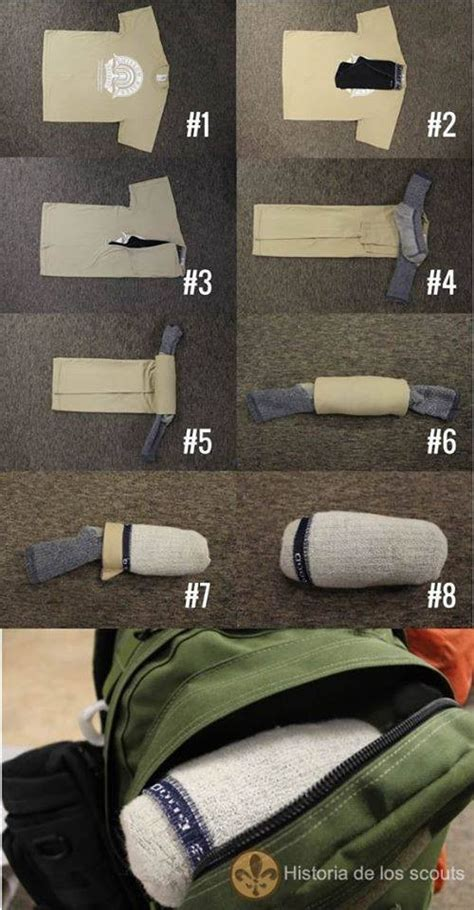 packing hacks minimise clothes packing snowboarding hacks