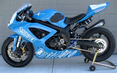 Suzuki Sv650 Race Bike 5 Modish 1st Sv650s Lwt Racer