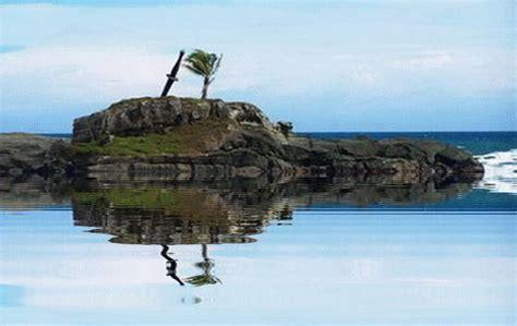 edit gambar format gif keindahan pulau nusakambangan dalam sentuhan seni satuan