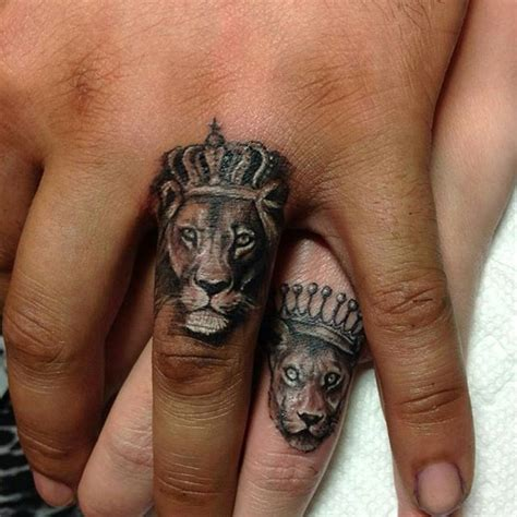 tattoo hand king lion king and queen tattoos queen tattoo lions and queens
