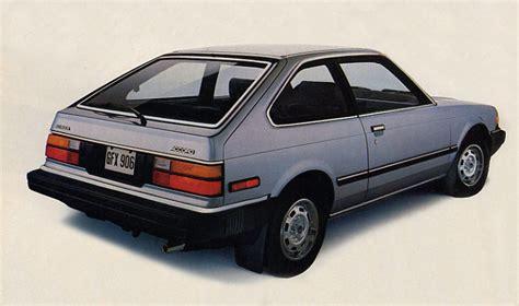 Honda Accord 82 by Hatch Heaven 187 Honda Accord 1982