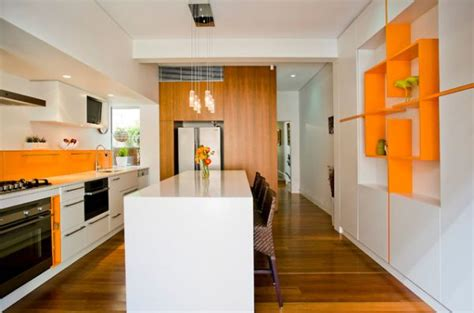 orange kitchen the underused interior design color how to use orange