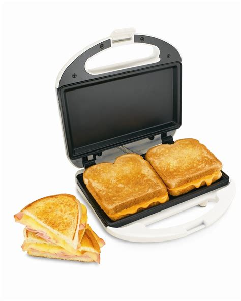 How To Make Grilled Cheese Sandwich In Toaster Top 10 Best Sandwich Makers