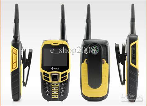 Dod Cell best gk3537 outdoor mobile phone gps sos talkie walkie radio phonethree field best