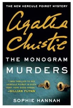 libro the monogram murders hercule a new hercule poirot mystery cotswold family holidays