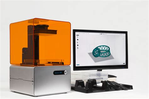 kickstart design form 1 billed as the first truly high resolution low cost 3d