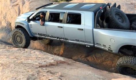 6 Door Dodge Truck by 6 Door Dodge Mega Ram Runner Knocking On Hells Gate