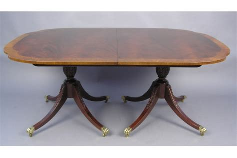 baker dining room table baker federal style dining room table from the charleston