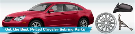 Chrysler Replacement Parts by Chrysler Sebring Parts Partsgeek
