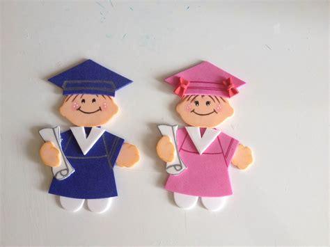 invitaciones de grado en fomix o goma eva recuerdos de promoci 243 n o graduaci 243 n en foami recuerdos y