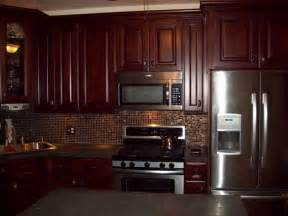 Brown Cabinet Kitchen Brown Kitchen Cabinets Pacifica Door Style Kitchen