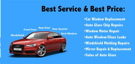 Auto Windshield Glass Repair by Auto Glass Repair
