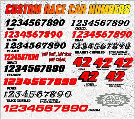 motocross racing numbers badbrush com fork guard shroud race trailer helmet